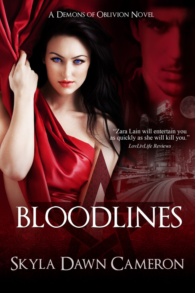Bloodlines-Kindle