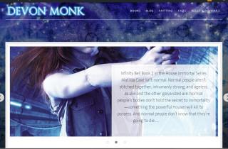 Devon Monk's Website
