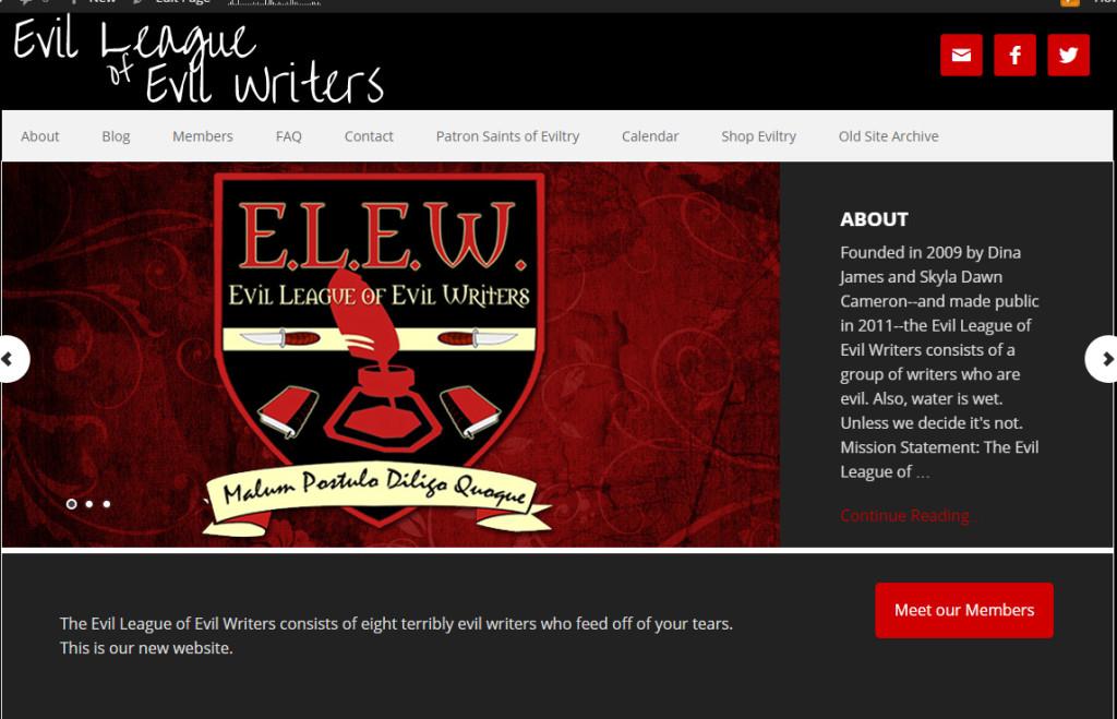 EvilWritersSite