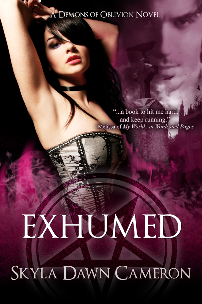 Exhumed-Kindle