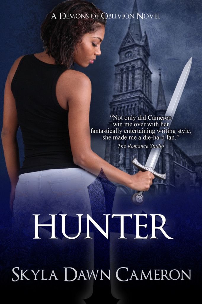 Hunter-Alt-Kindle