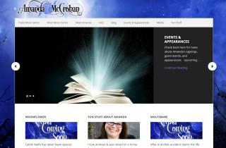 Amanda McCrohan's Site