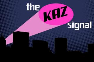 The Kaz Signal Banner