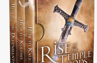 Rise of the Temple Gods Boxset